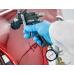 Gaisa spiediena regulators ar manomeru krāsošanas pistolei NTools MANO 9