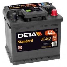 Akumulators Deta Standard AK-DC440