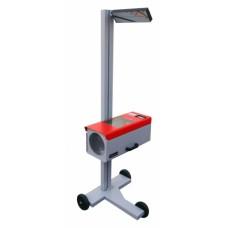 Lukturu staru pārbaudes-regulēšanas iekārta 602-D