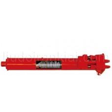 Hidrauliskais domkrats pagarināts cilindrs 8t. Dubultais sūknis T30808