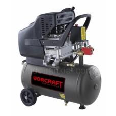 Gaisa kompresors 25L 200 L/min AC0224