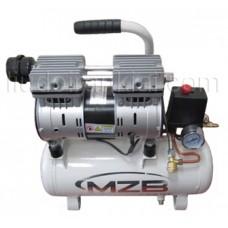 Bezeļļas gaisa kompresors 9L 110 L/min 8bar MZB550H9