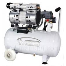 Bezeļļas gaisa kompresors 24L 110 L/min 8bar MZB550H24