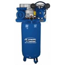 Gaisa kompresors 100L (Vertikāls resīvers) 250 L/min 8bar MZBLVA65