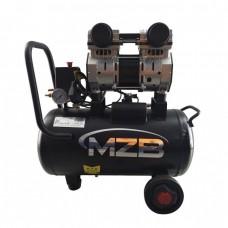Bezeļļas gaisa kompresors 24L 210 L/min 8bar MZB1200H24