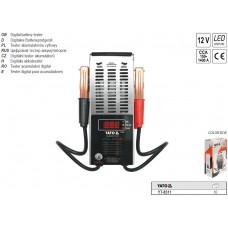 Digitālais akumulatoru slodzes testeris 12V YT8311