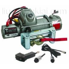 Elektriskā vinča EW12500 ar tālvadības pulti