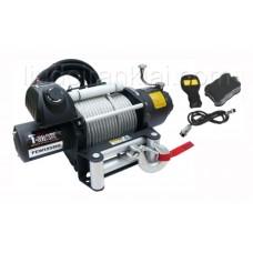 Elektriskā viņča (Fire Works) EW13500, 24V ar tālvadības pulti