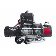 Elektriskā vinča 12V 9500Lbs (Sintētiskā trose) PEW950012XP
